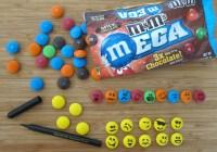 Mega M&M Emoticons