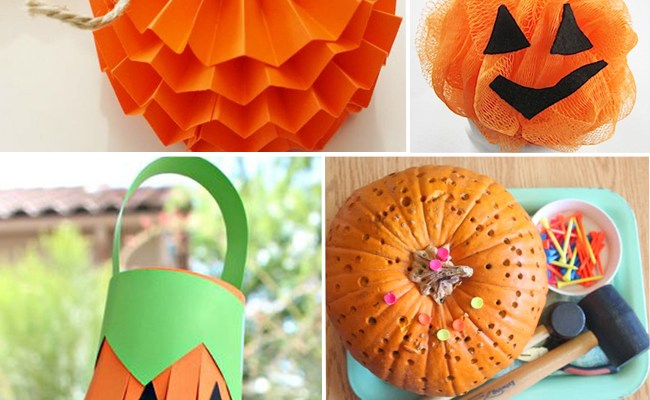 30 Fantastic Kids Pumpkin Activities To Do This Fall