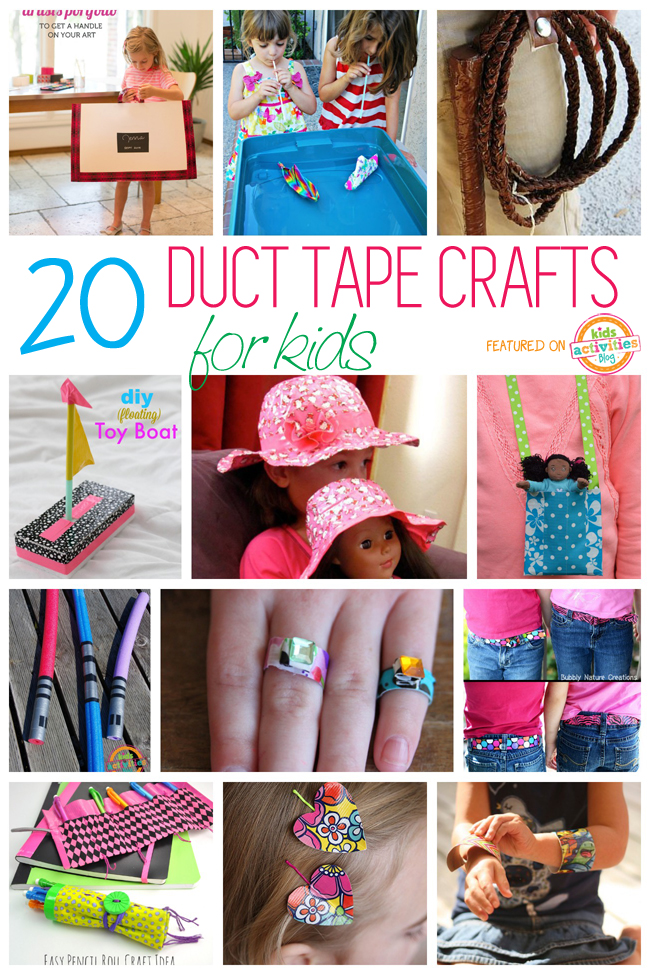 101 Things Duct Do Tape