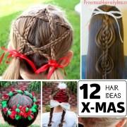 holiday hair ideas