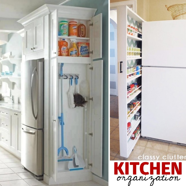 Kitchen Storage Ideas For Small Kitchens Part - 31: Charter House Interiors