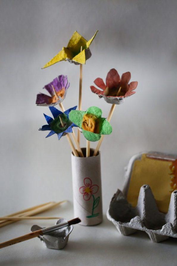 50+ Amazing Egg Carton Crafts