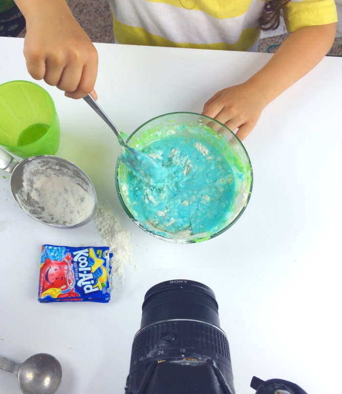 super east play dough recipe