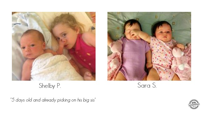 funny sibling photos