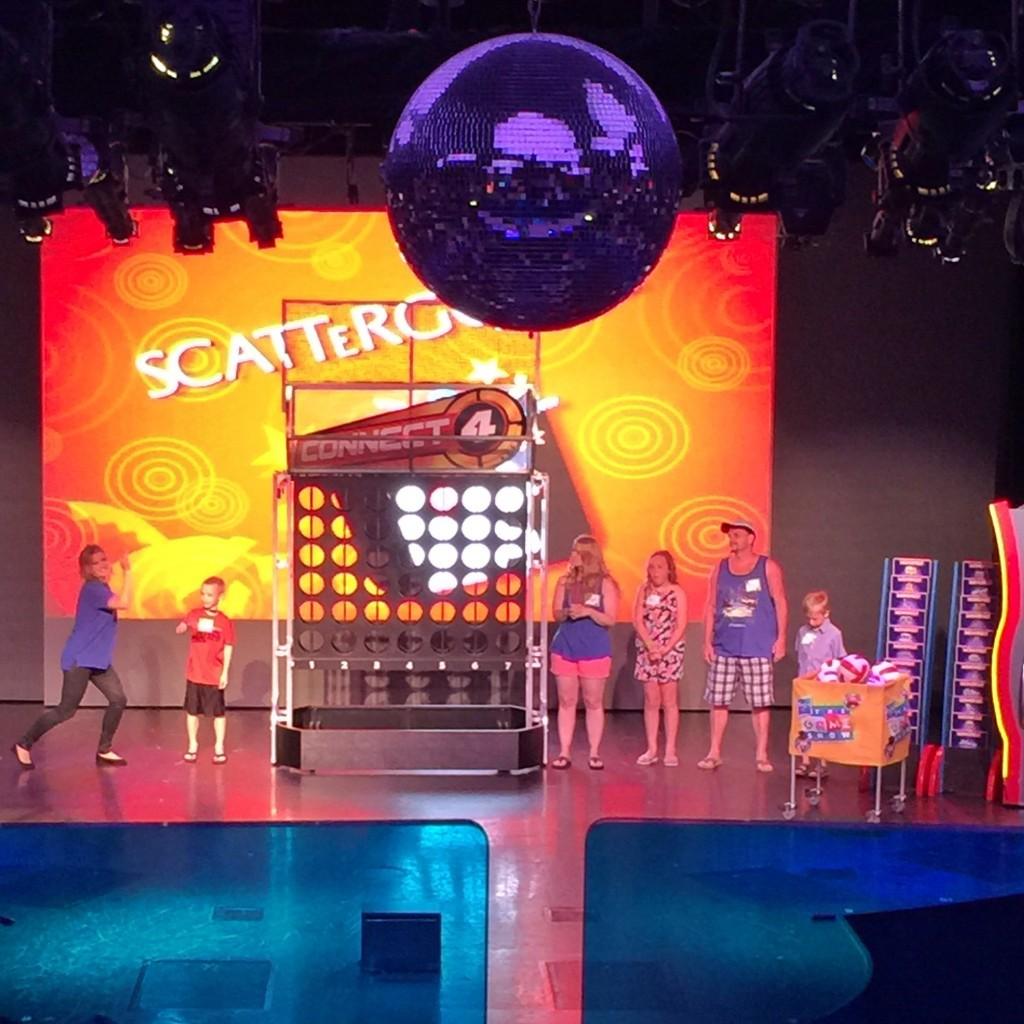 mini bean bag chair baby cushion 10 kids activities on a carnival cruise