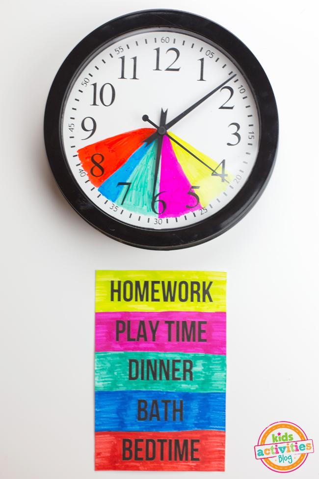 Image result for afterschool clock