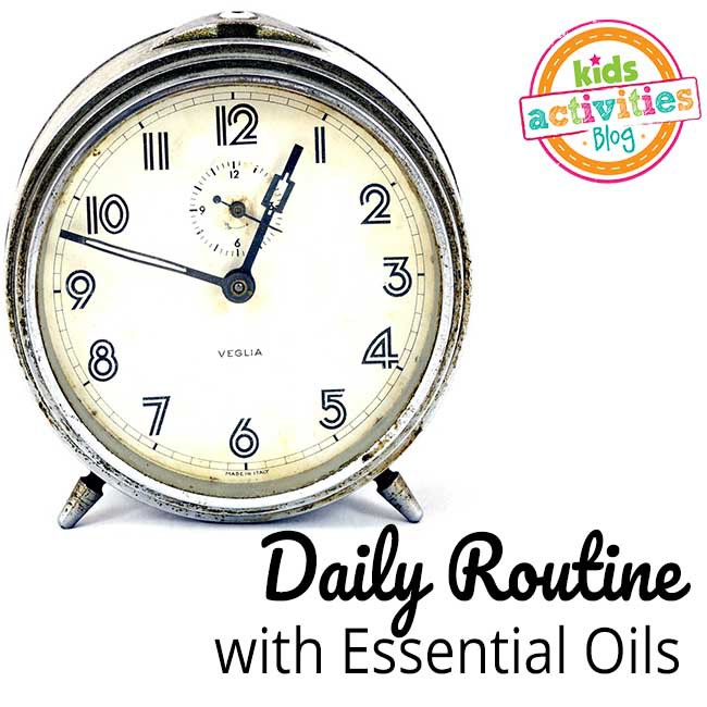 Essential Oils in Your Everyday Routine