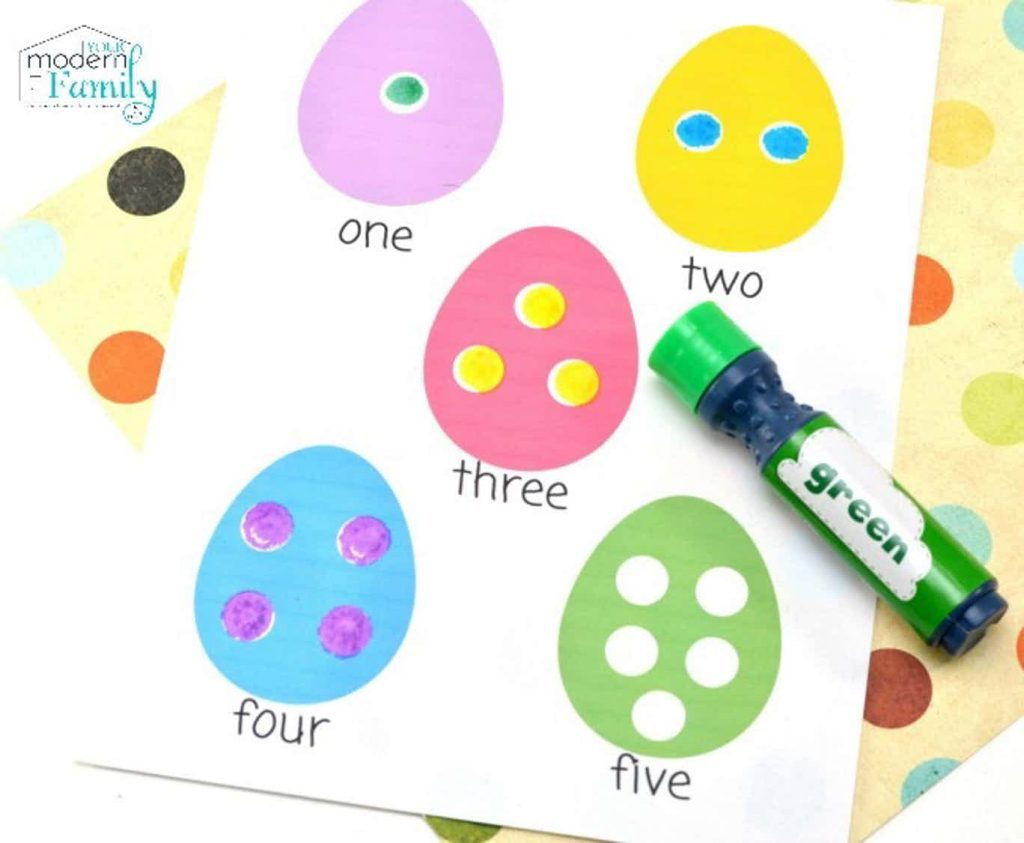 11 Free Easter Activities For Kids