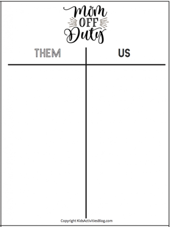 Bunco Tally Score Cards - 1 per table