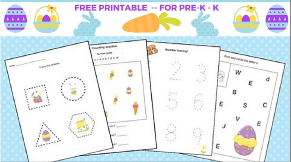 medium resolution of Simple \u0026 Fun Preschool Easter Egg Craft   Kids Activities Blog - TechiAzi