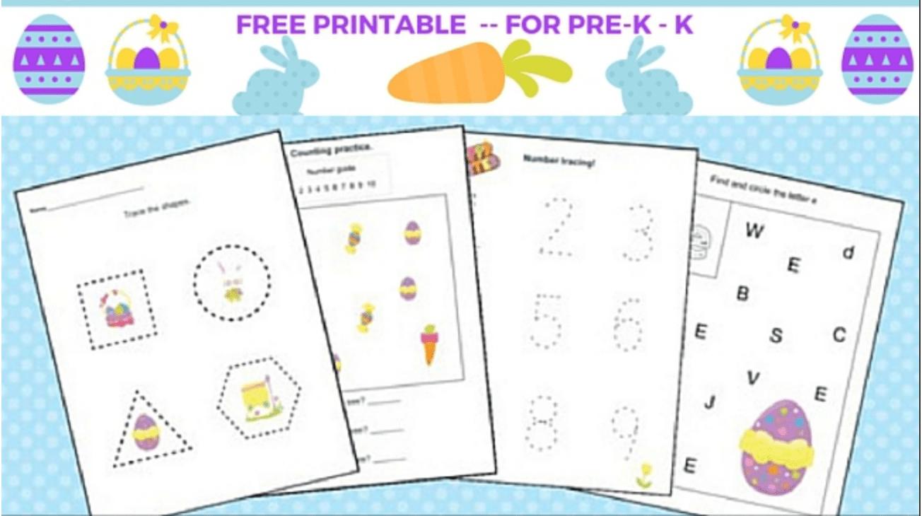 hight resolution of Simple \u0026 Fun Preschool Easter Egg Craft   Kids Activities Blog - TechiAzi