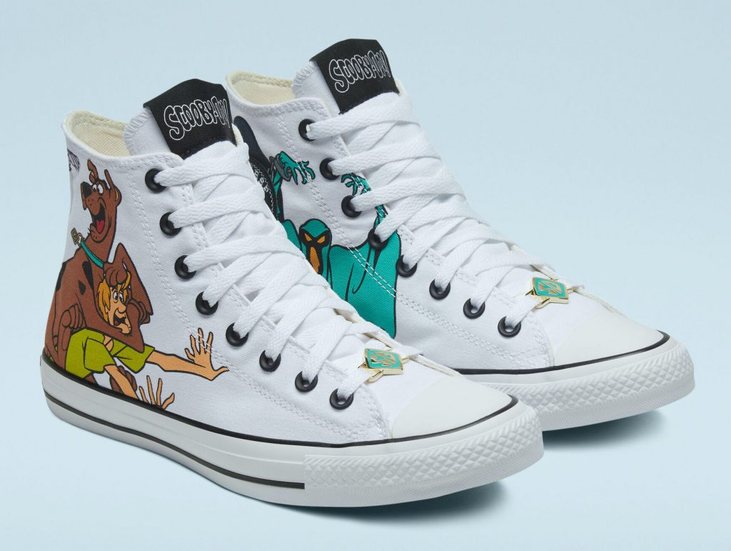 Converse Released Scooby Doo Shoes And I Want Them All