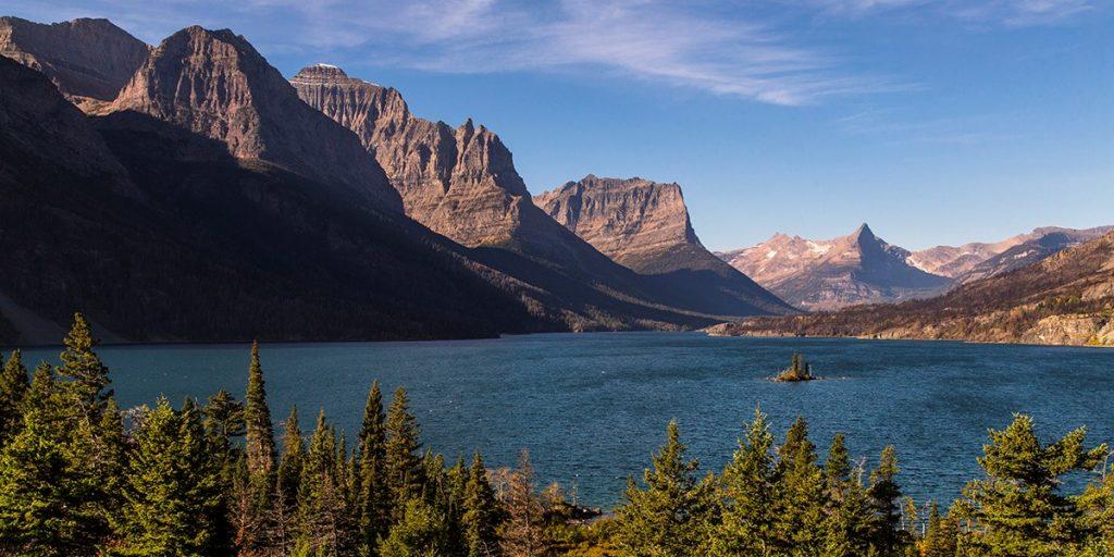 Glacier National Park virtual visit