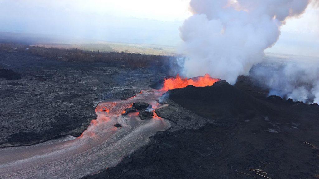 Hawai'i Volcanos Virtual Trip