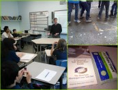 ecotraction visits the KARS classroom