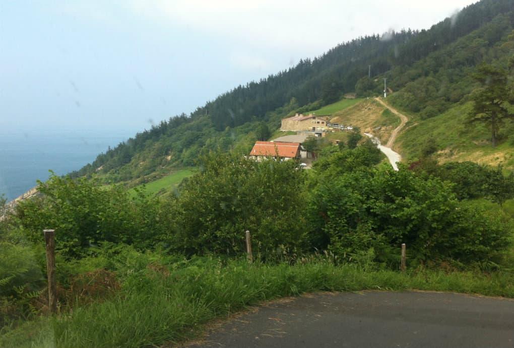 Hiszpania agroturystyka w Orio Kraj Baskow