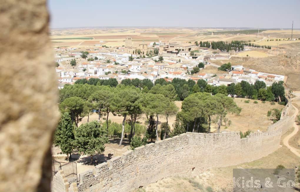 Kastylia La Mancha