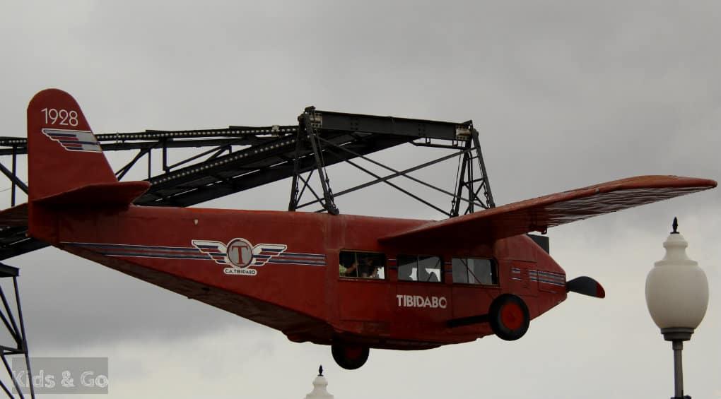 Atrakcje Tibidabo