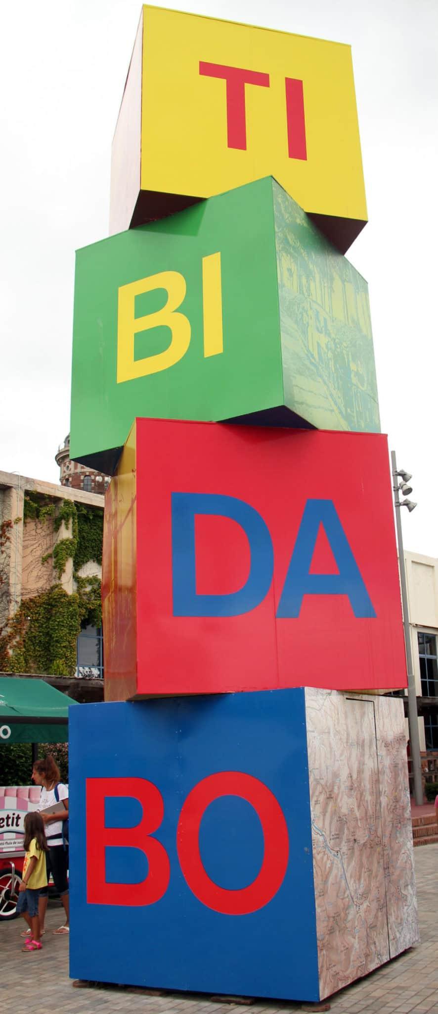 Tibidabo - Barcelona z dzieckiem