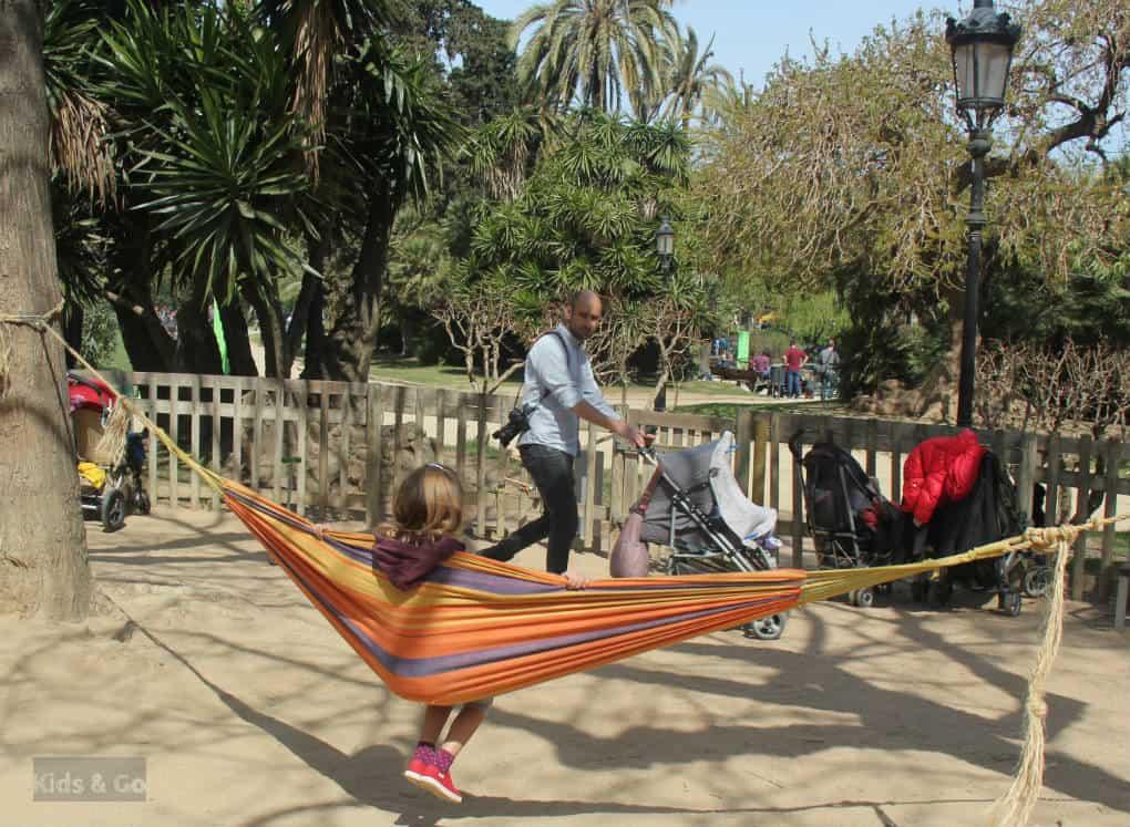 Barcelona z malym dzieckiem - Parc de la Ciutadella