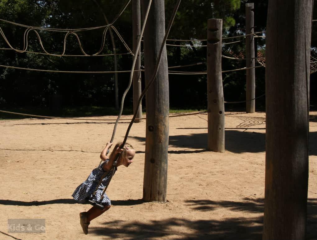 Barcelona dla dzieci