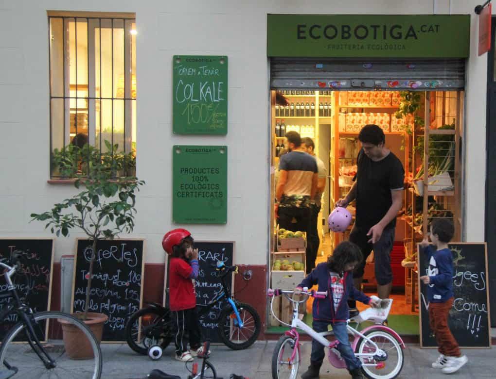 Barcelona z dziećmi