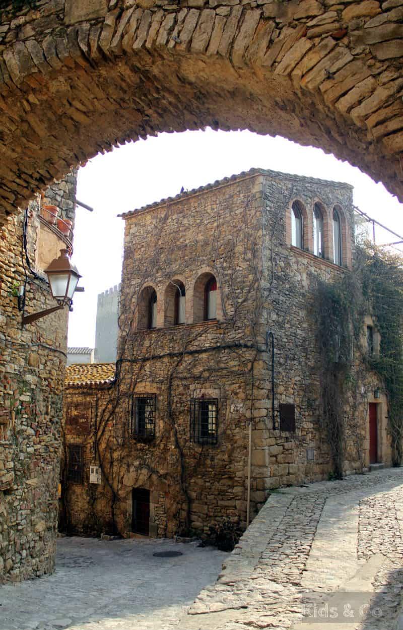 katalonskie miasteczka