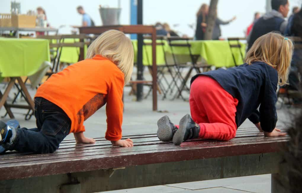 Gdzie jeść z dziećmi w Barcelonie