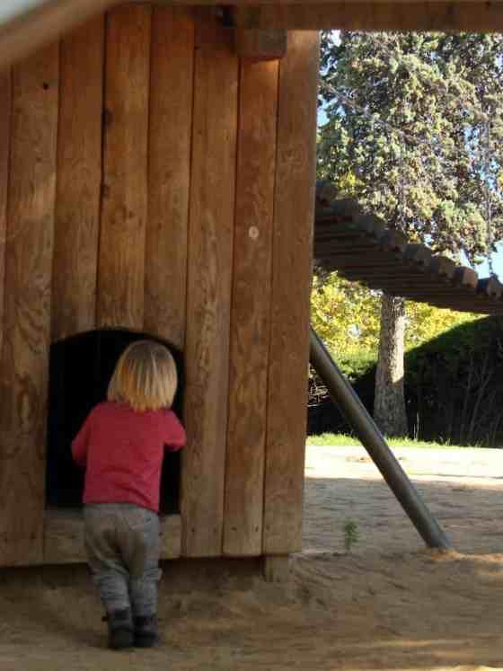 Barcelona z dzieckiem - place zabaw