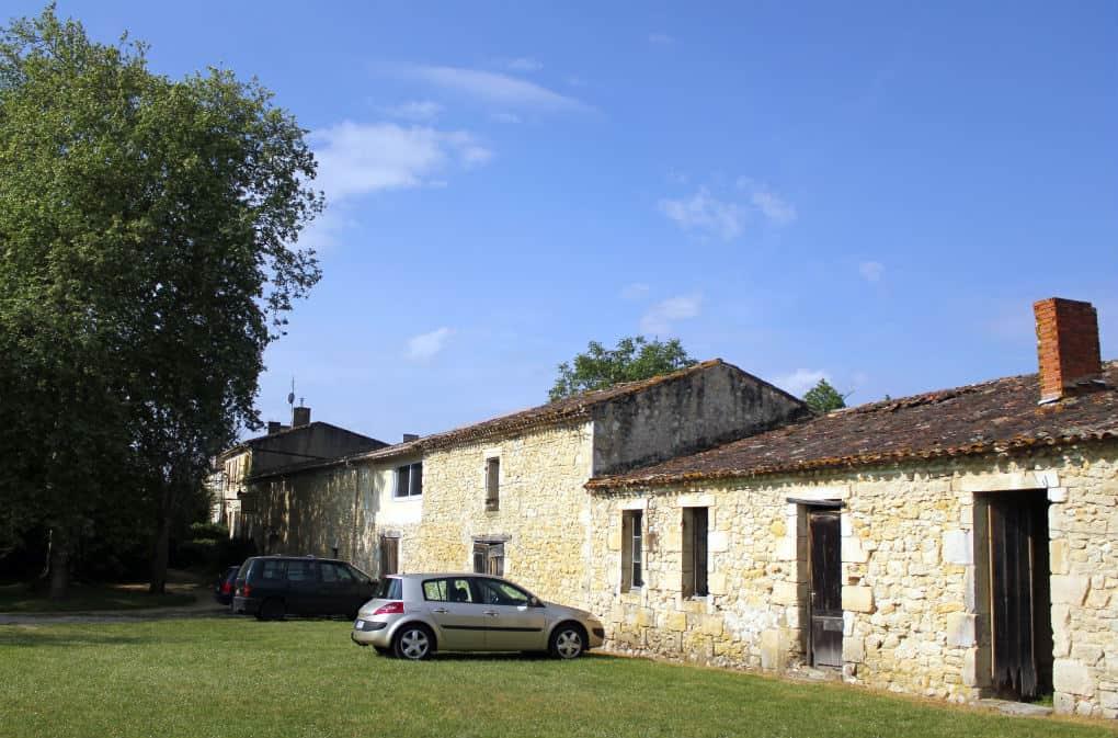 Gites - agroturystyka w okolicach Bordeaux
