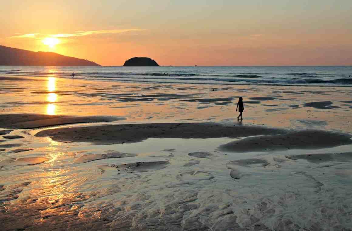 Zwiedzanie Kraju Basków - plaże