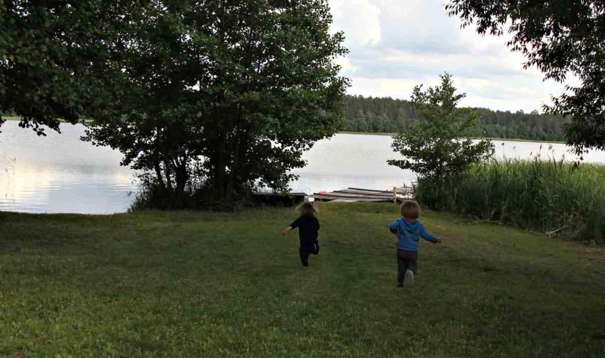 Suwalszczyzna - raj dla dzieci