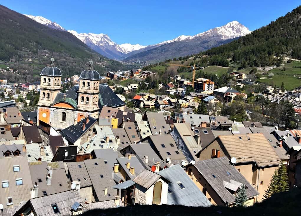 Gdzie w Alpy francuskie z dzieckiem