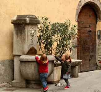 Włochy z dziećmi