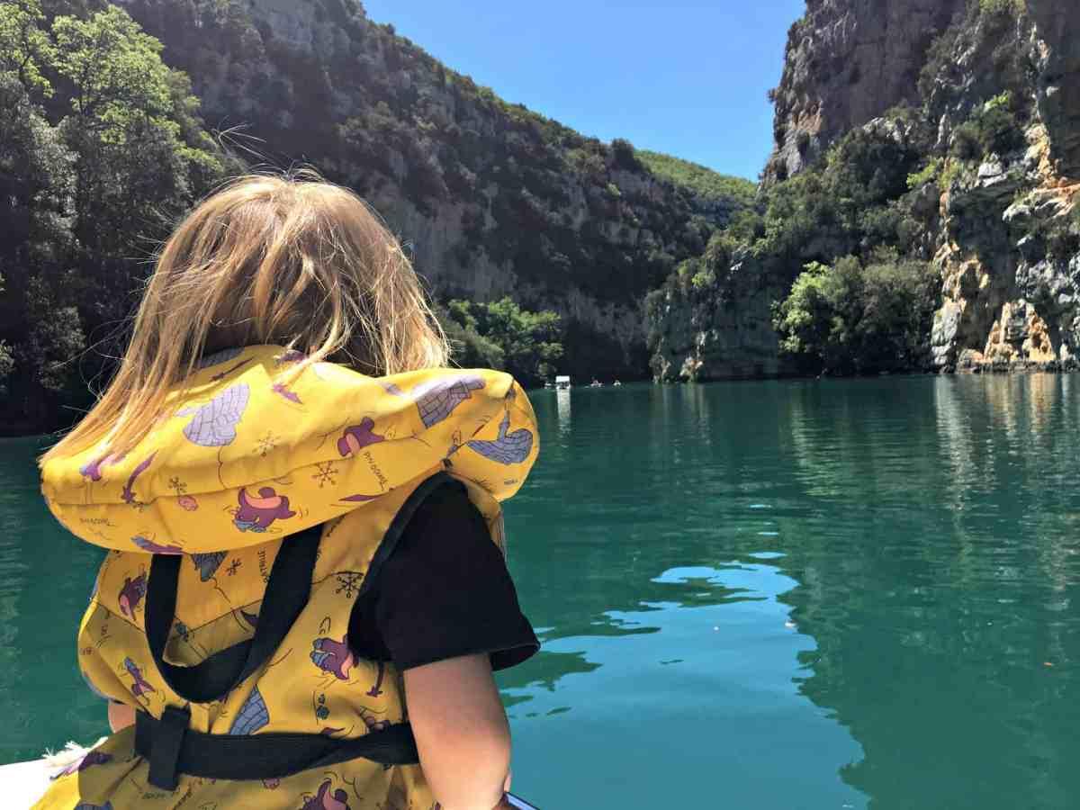Kanion Verdonu - praktyczne porady na rodzinny wypad