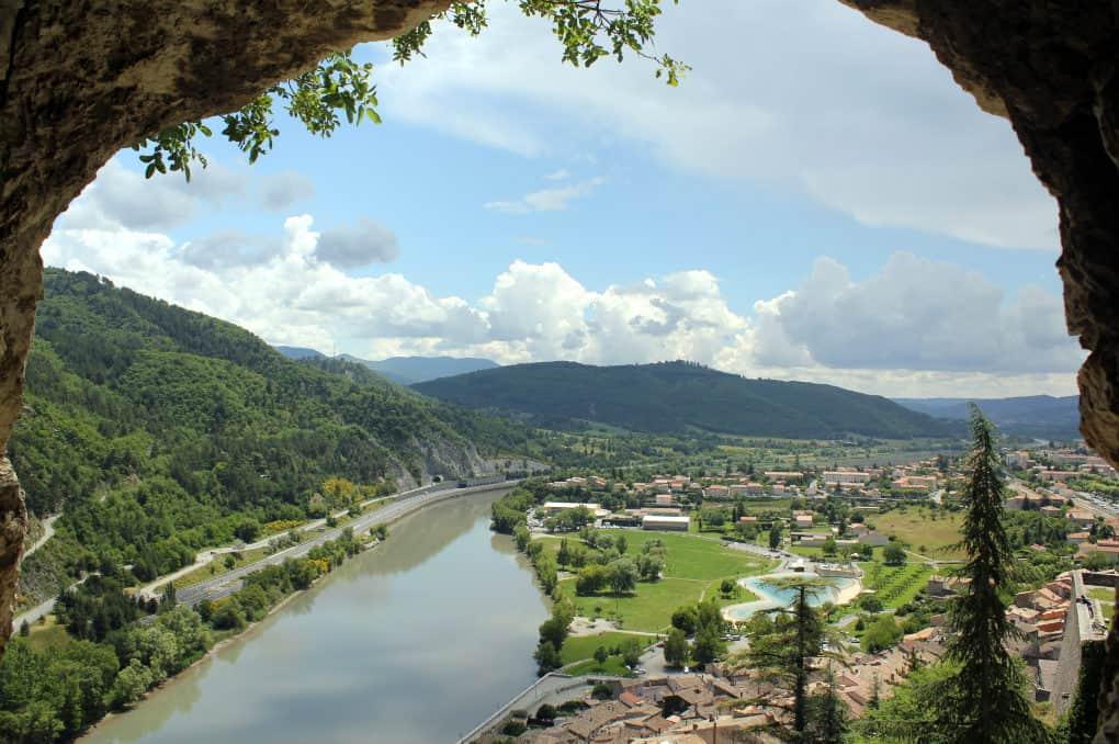 Alpy Górnej Prowansji - Sisteron i okolice