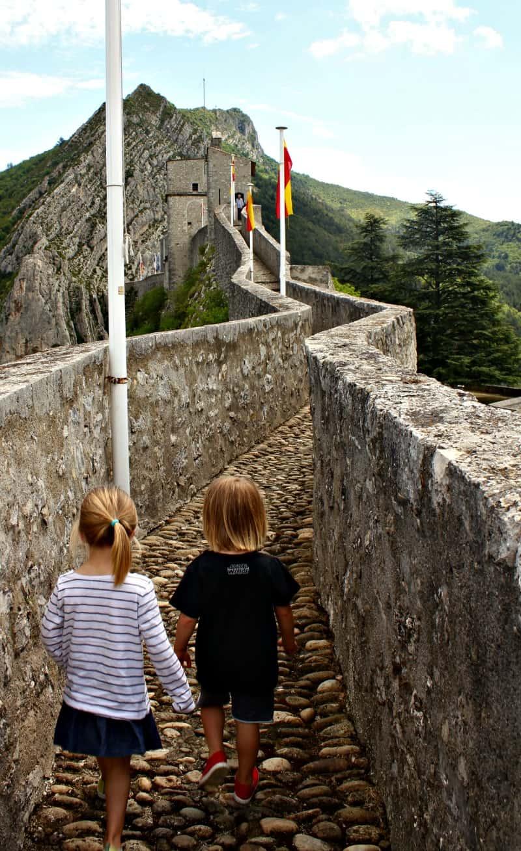 Forteca w Sisteron