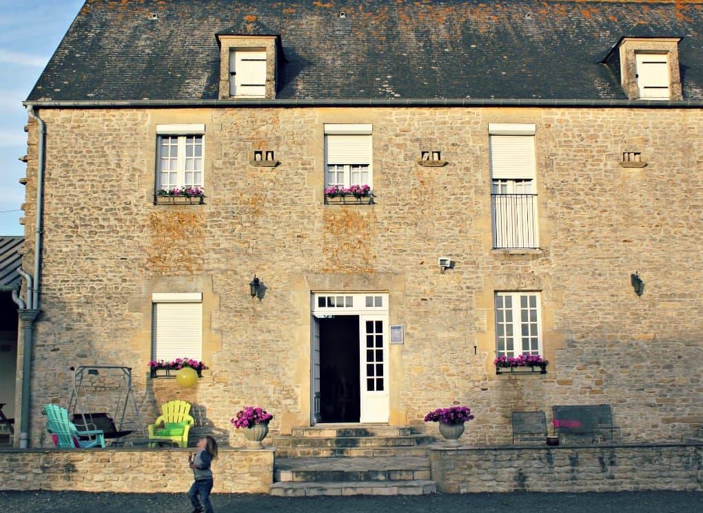 Normandia z dziećmi - agroturystyka -Noclegi we Francji