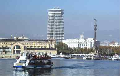 Barcelona rejsy statkiem - feat