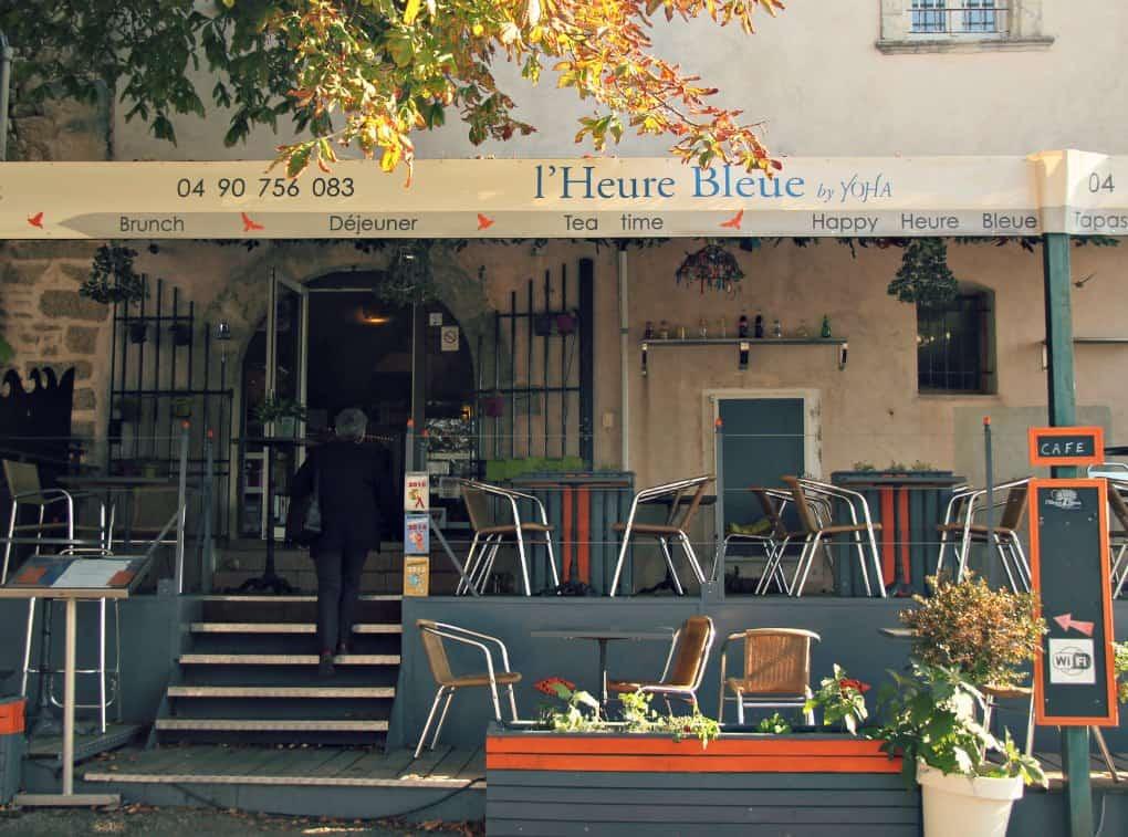 Zwiedzanie Prowansji - restauracje