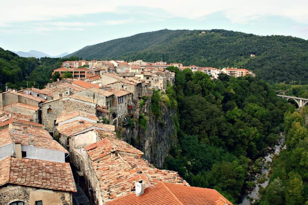 Garrotxa- zwiedzanie katalonii