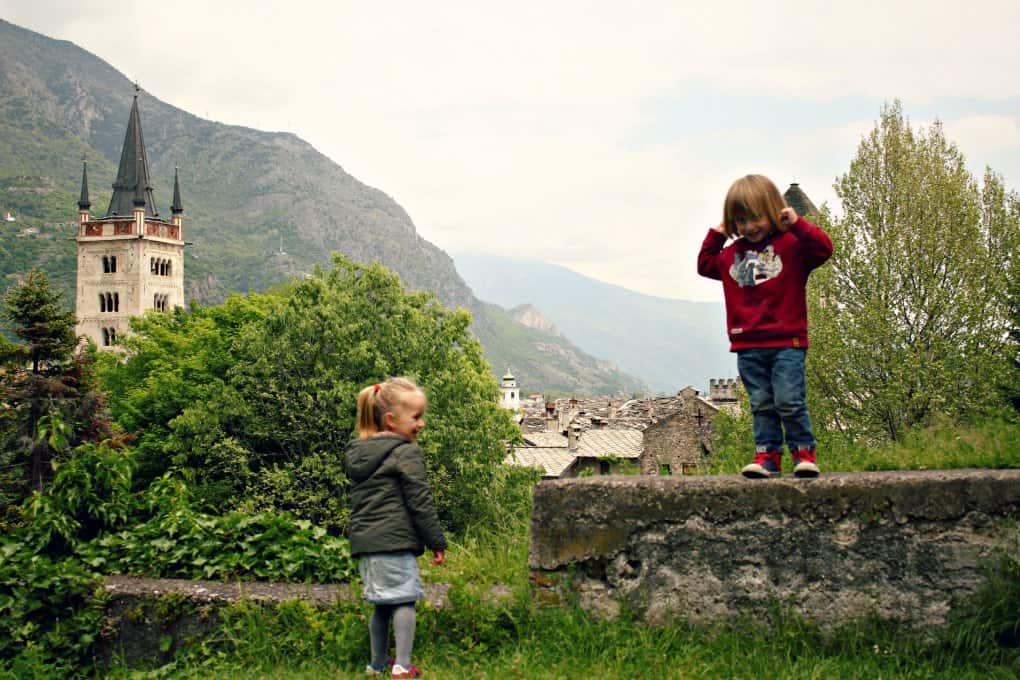 Susa-Piemont-Włochy