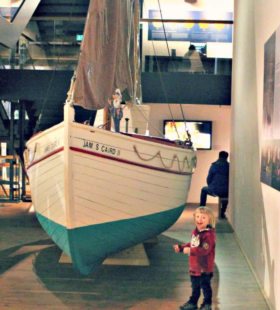 Muzeum Morskie w Hamburgu