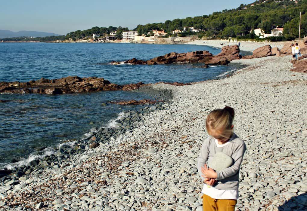 Lazurowe Wybrzeże gdzie z dzieckiem