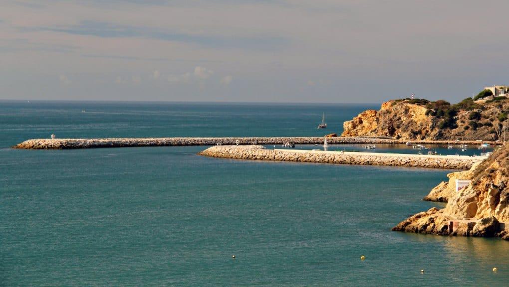 Algarve - okolice Albufeira