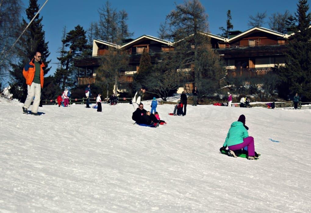 Narty we Francji - Rodzinne ośrodki narciarskie