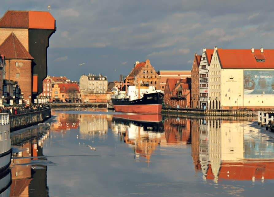 13 pomysłów na pobyt z dziećmi w Gdańsku