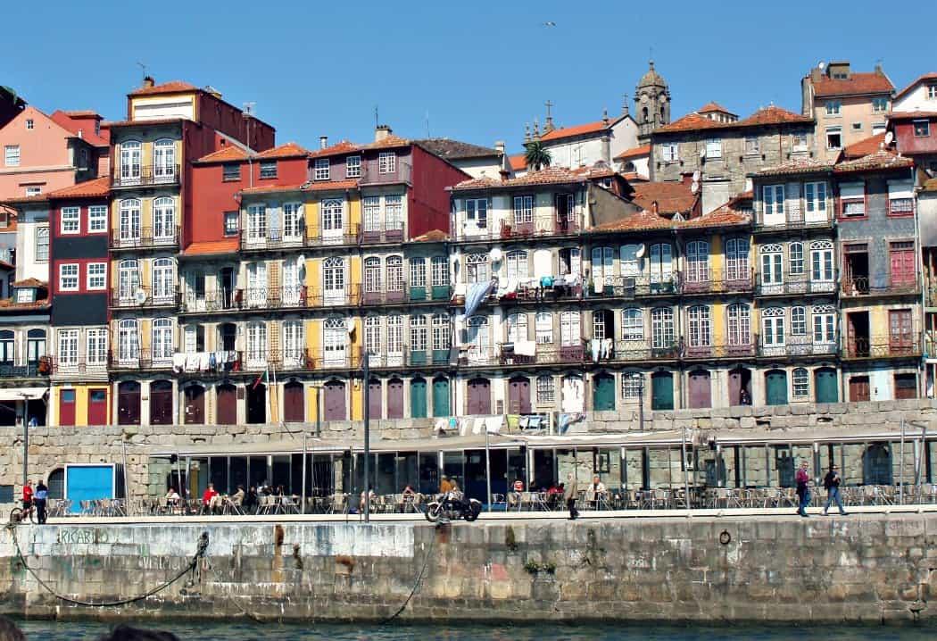 Zwiedzanie Porto od strony rzeki Douro