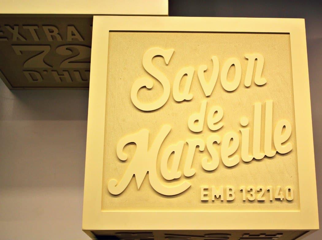 Atrakcje Marsylii - Mydło marsylskie