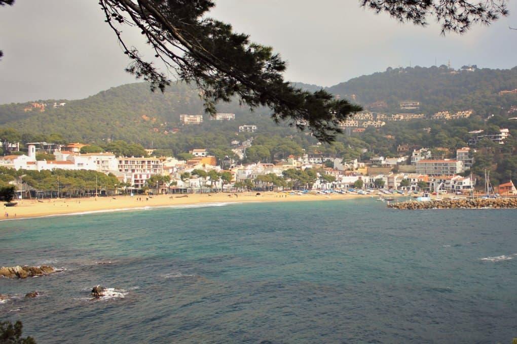 Costa Brava gdzie najlepiej się zatrzymać - Calella de Palafrugell